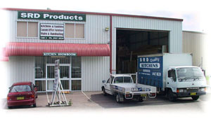 Our Factory and Shop Front